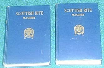 Scottish Rite Masonry Volumes 1 and 2. (Vols. 1 and 2)