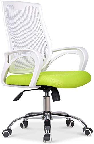 N/Z Life Equipment Ergonomischer Bürostuhl Mesh Home Office Stuhl Mesh Kissen Sitzpfanne Sessel