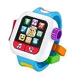 Fisher-Price GNK88 - Lernspaß Smart Watch, Musikspielzeug für Babys ab 6 Monaten