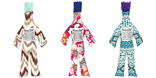 Dammit Doll - Ménage à Trois - Set of Three Random Stress Relief - Gag Gift for college students