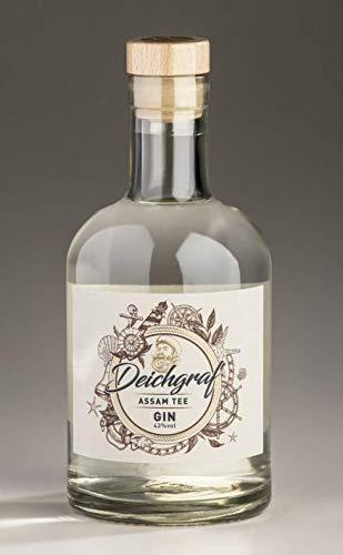Heiko Blume Deichgraf Assam Tea Gin 43% vol. 0.5l