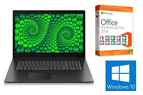 Lenovo V340-17IKB - Intel 5405U - 500GB SSD - 8GB-RAM - Windows 10 PRO + MS Office 2016 PRO - CD/DVD Brenner - 44cm (17.3