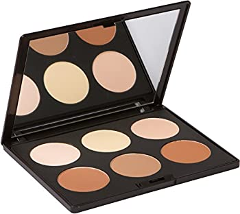 Cruelty-Free and Paraben-Free Contour Kit and Highlighting Powder Palette by Elizabeth Mott