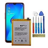 Fruisiy Batería BLP711 para Oppo A1K CPH1923 + herramientas