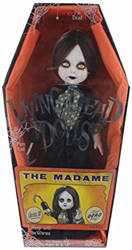 Living Dead Dolls Series 30 Sideshow  Madame by Living Dead Dolls