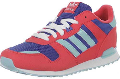 adidas ZX 700 K, Jungen Sneakers, Multicolor - Rojo/Azul/Verde/Blanco - Größe: 39 1/3