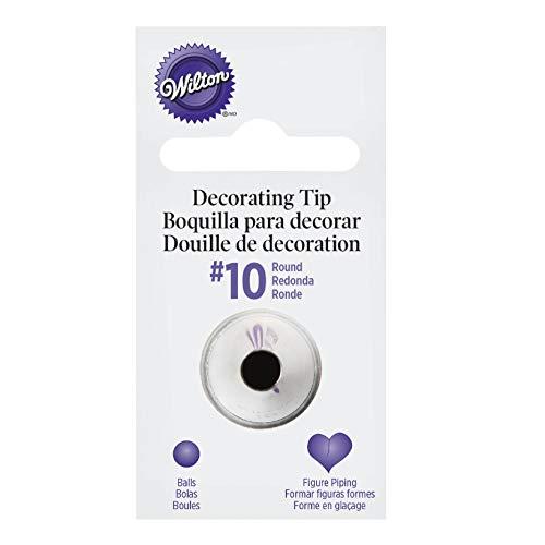 Decorating Tip-#10 Round