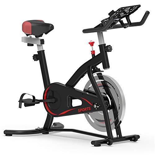 Bicicleta de ejercicio, El ejercicio de interior multifunción bicicleta estática Bicicleta Bicicleta vertical puede ser usado for de interior Gimnasio en casa multicolor opcional Disfrutando de la exp