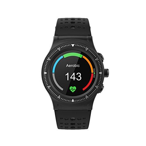 """SPC Smartee Sport 3 - Smartwatch de 1.3"""" (IPS, Linux, Bluetooth 4.0 BLE) Negro"""