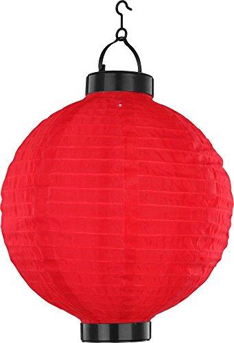 Lampe solaire solar couleur: rouge