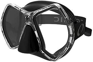 Oceanic Cyanea Ultra Scuba Mask Clear Lens (Clear/Black/Titanium)