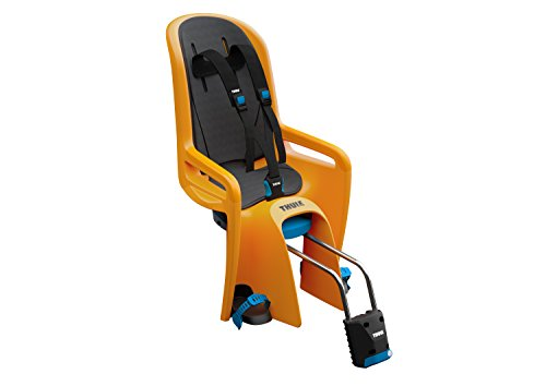 Thule Ridealong Fahrrad Kindersitz, orange, One Size