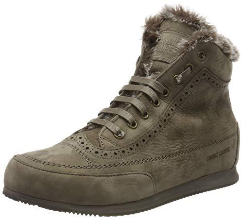Candice Cooper Milena, Zapatos de Cordones Derby para Mujer, Marrón (Fango Chiaro 000), 39 EU