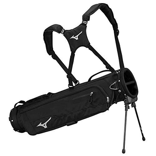 Mizuno Brd2 Stand 2019 - Bolsa de Golf Unisex, Color Negro, tamaño Talla única