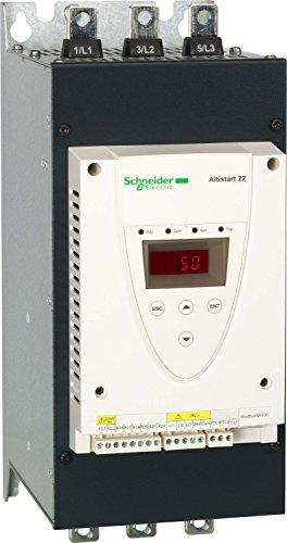 Schneider ATS22C14Q Sanftanlasser, Ats22, Steuerspannung 230V, Bemessungsstrom 140A 440V
