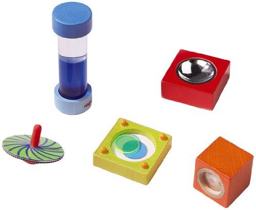 Expériences optiques - Petite boîte initiation à l'optique