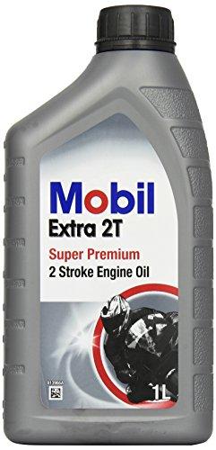 Mobil 1 - Huile Moteur Moto 1 Extra 2T 1L