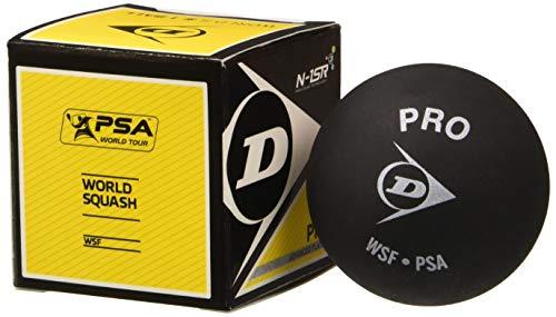 DUNLOP 700108 Bolas de Squash, Unisex