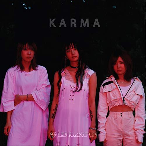Karma(CD+8曲のバンドスコアDL URL封入)(数量限定)