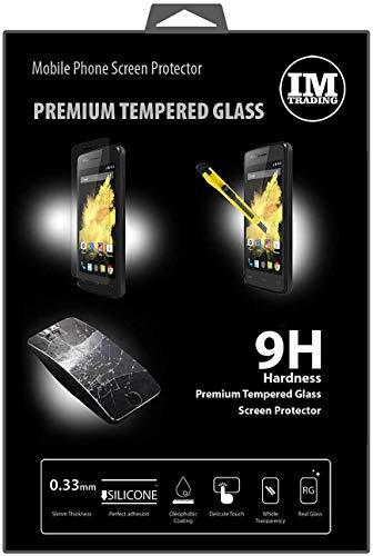 ENERGMiX Displayschutzglas für Wiko Birdy 4G LTE Panzer Hartglas Schutz Glas extrem Kratzfest Sicherheitsglas
