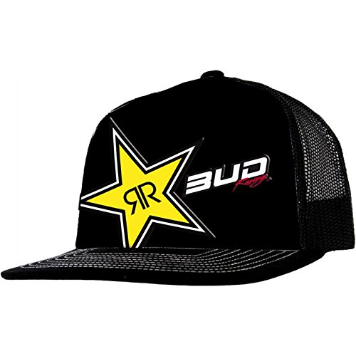 BUD RACING Rockstar Cap