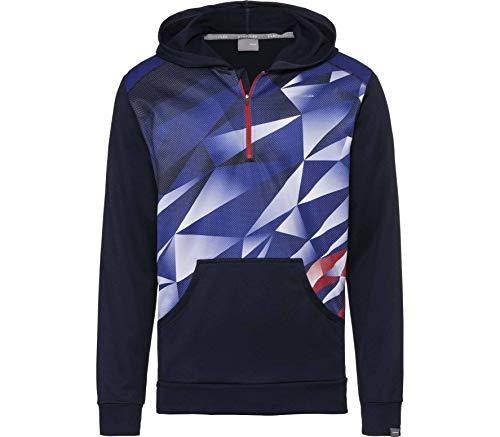 HEAD Herren Headedley, Blau Oberbekleidung, dunkelblau, M