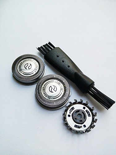 3 x Replacement Shaver Heads for Norelco HQ3 HQ4+ HQ55 HQ46 HQ912...