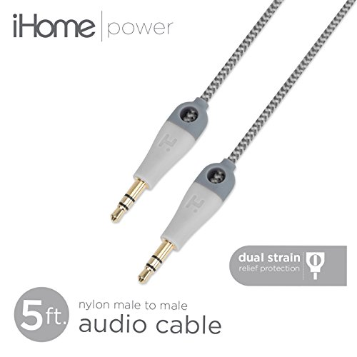 iHome Other Cable for Universal/Smartphones - White