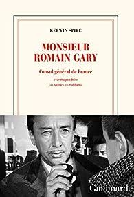 Monsieur Romain Gary par Spire