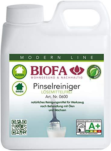 Biofa | Pinselreiniger | lösemittelfrei | 0600 | 1 Liter