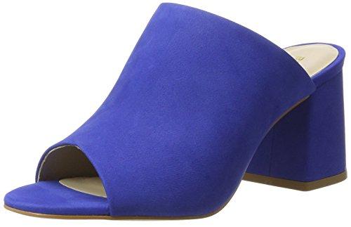 Bronx BX 1254 Bjaggerx, Sandales Compensées Femme - Bleu - Blau (Blue), 36