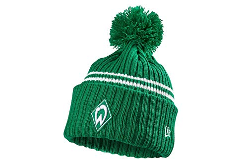Unbekannt SV Werder Bremen Strickmütze, Mütze New Era Bommel