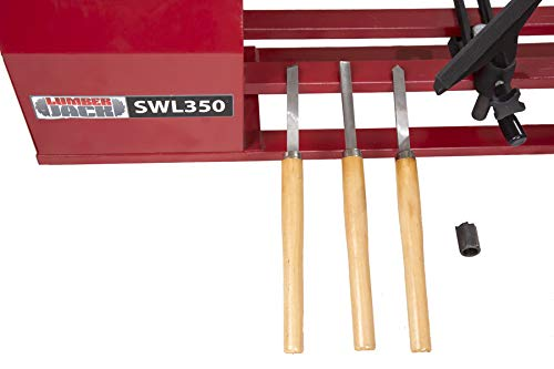 350mm Starter wood lathe kit