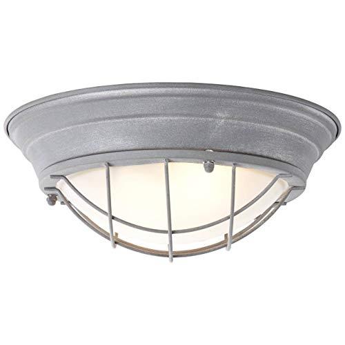 Brilliant TYPHOON - Plafondlamp - Grijs
