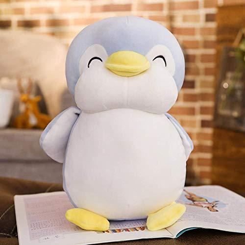 N / A Super Suave pingüino Gordo de Peluche de Juguete Lindo Animal de Dibujos Animados pingüino muñeca de Peluche Amantes de Las niñas Regalos de San Valentín Almohadas de sofá 30cm