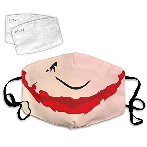 Jo-Ker Adult Facial Mask Towels are Soft and Comfortable,Can Be Reused,Can Be Cleaned and Dustproof