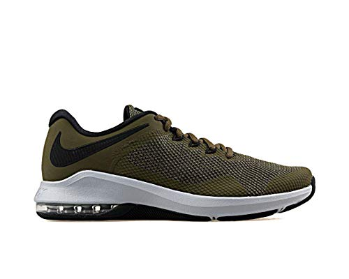 Nike Air Max Alpha Men's Training Shoe, Olive Canvas/Black-Olive Flak Size 10.5 D(M) US