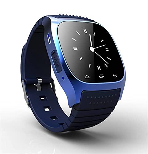 Dama Smart Watch M26 Bluetooth Reloj de pulsera Electrónica Reloj Deportivo Multifunción Smartphone Color aleatorio