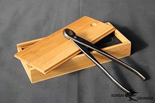 BonsaiGranada | Vaciadora concava Corte esferico 31616 | Vaciadora cóncava para Bonsái (Caja no incluida)