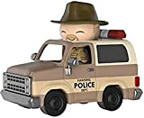 Funko- Stranger Things Hopper and Sheriff Deputy Truck Figura de Vinilo (21490)...