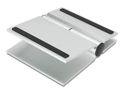 SoundXtra Small Universal Desk Stand for Speaker - Aluminium (Pack of 2) from Exertis Unlimited