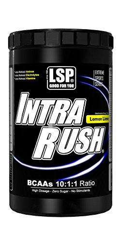 LSP INTRA WORKOUT SHAKE INTRA RUSH® Lemon Lime 1.000g