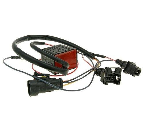 Lambda Emulator Malossi TC Unit O2 Controller für Aprilia SR Max 300ie ZAPM 35600