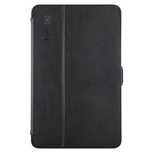 Speck Style Folio Case for 10.1-Inch Samsung Galaxy Tab A - Black/Slate Grey