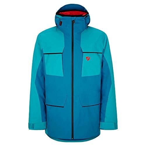 Ziener TYNDALL MAN 2020 Herren Skijacke Snowboardjacke 20k DERMIZAX M204202 Muster Einzelstück