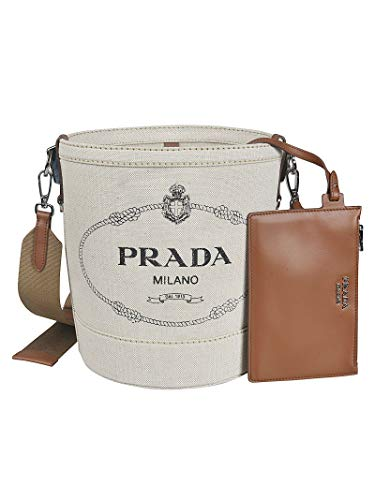 Prada Luxury Fashion Donna 1BE038VNOO2E2HF0A5T Beige Borsa A Mano |