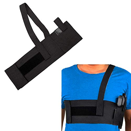 Concealed Gun Holster Carry 1911 Shoulder Chest Holsters for...
