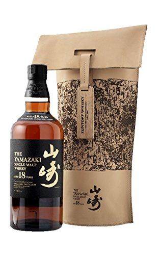 Suntory Yamazaki 18 Year Old/Bill Amberg Bag