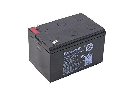 Kompatibler Accu E Scooter MZ Charly Elektroroller Batterie 12V 15Ah AGM Blei