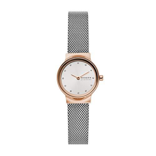Skagen Reloj Analógico para Mujer de Cuarzo
